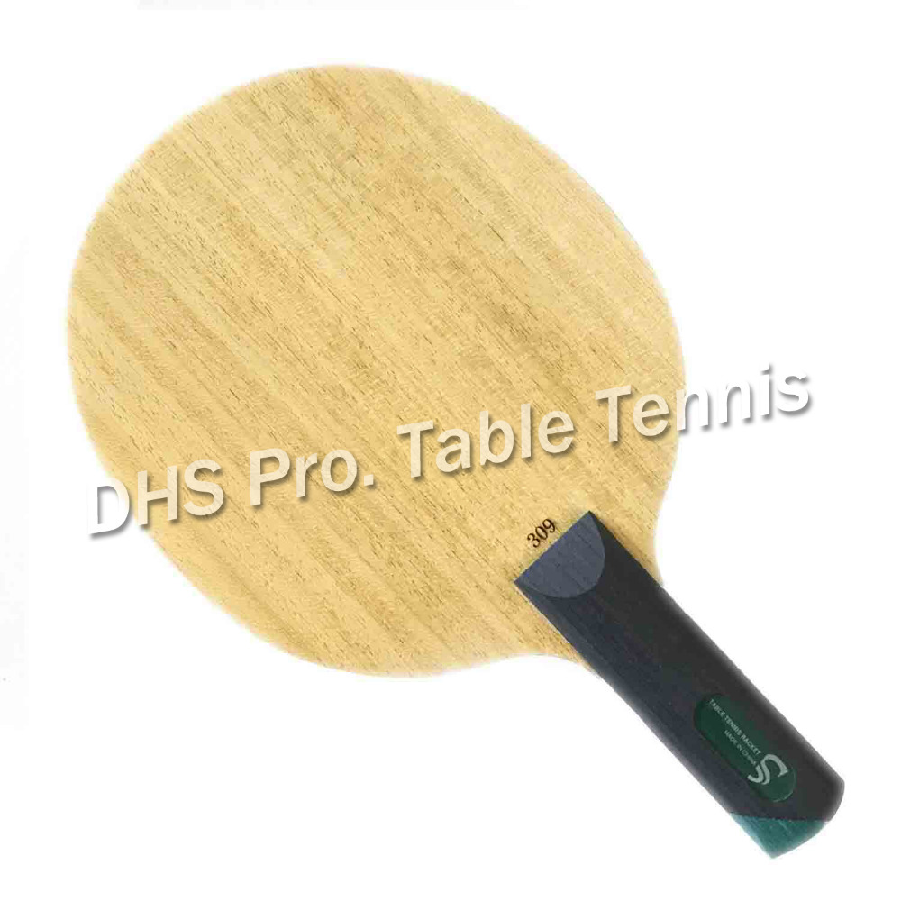 Sword Chopping 309 Razor Attack Type Pure Wood Defensive Play Table Tennis Blade Defence Chop Racket Ping Pong Bat Paddle
