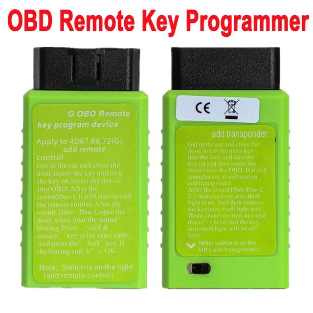 O programador remoto da chave de obd aplica se a 4d67, 68,72 (g) adiciona a microplaqueta do apoio g e de h do controle remoto para toyota adiciona o dispositivo do transponder