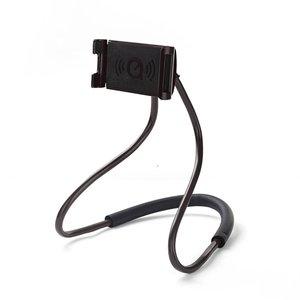 Вращающийся на 360 градусов гибкий держатель для длинных рук мобильный телефон Настольная кровать ленивый кронштейн подставка для мобильно...