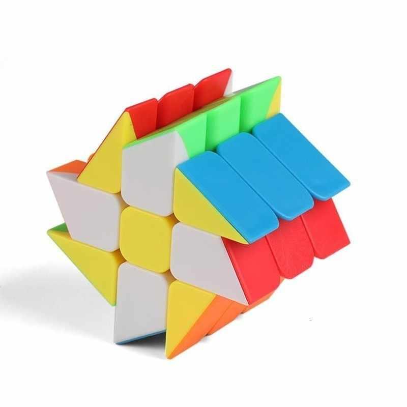 Moyu 56 мм куб 3 шага Hot Wheels магический куб три порядка гетеротипическая декомпрессия оксифилла Развивающие игрушки для детей