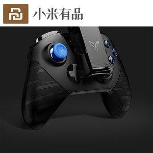 Image 1 - Новый оригинальный геймпад Youpin flydigi map Smart Black Warrior X8pro с игровой ручкой, умный дом, Bluetooth, беспроводной, двойной режим