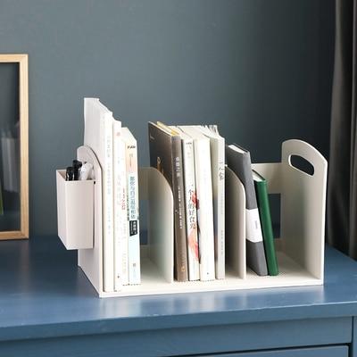 simples livro de plastico stand secretaria titular livro pasta de arquivo organizador titular