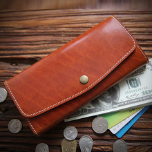 SIKU men's leather wallet coin purses holders fashion wallet