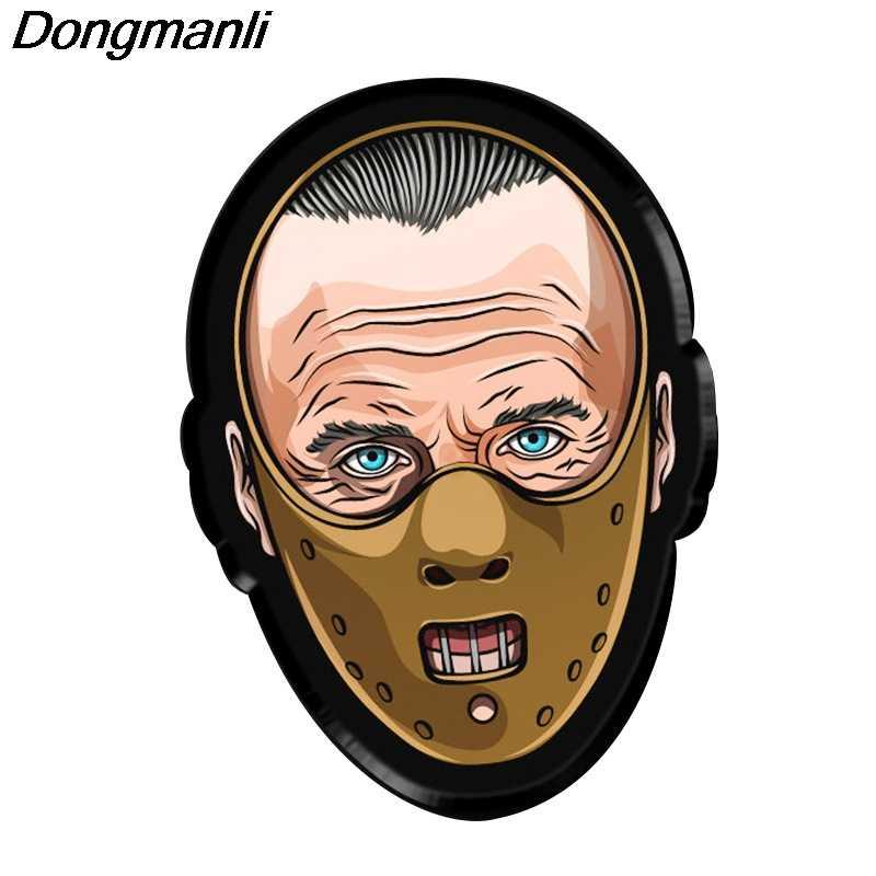 P4772 Dongmanli Halloween Horror Movie Figuur Emaille Pin Broche Badge Revers Pin Rugzak Kraag Hoed Vrouwen Mannen Sieraden Geschenken