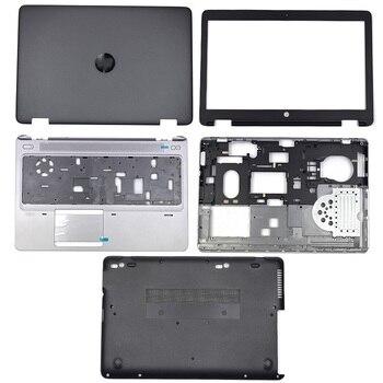 NEW Laptop LCD Back Cover/Front Bezel/Palmrest/Bottom Case/Bottom Door Cover For HP Probook 650 655 G2 G3 840724-001 840725-001 цена 2017