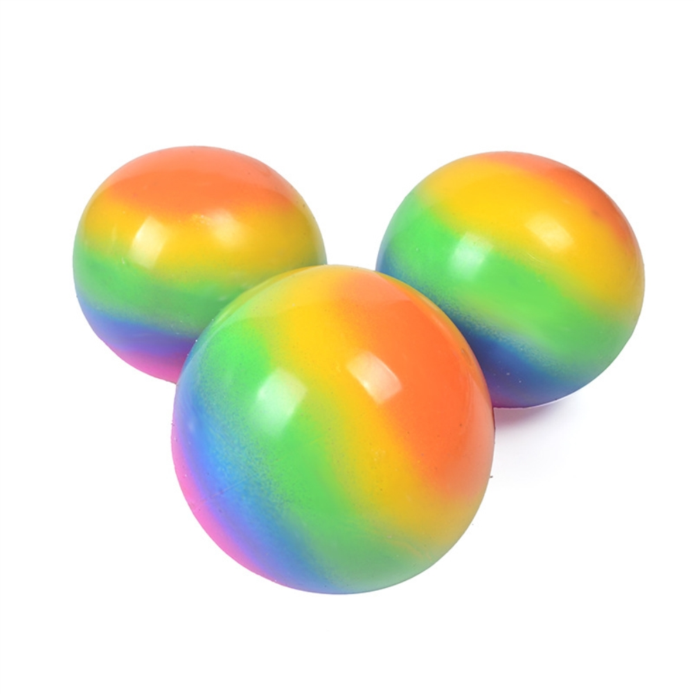 Decompression Toy Vent-Ball Hand-Fidget-Toy Colorful Relieve-Pressure-Balls Creative img3