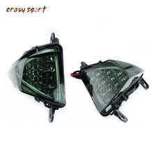 Front Turn Signal Indicator  Blinker  Light Lamp For KAWASAKI ZX6R ZX10R Z750 Z1000 NINJA 650R ER6N ER6F Motorcycle Accessories