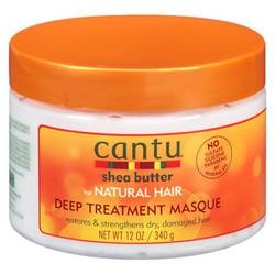 Máscara profunda do tratamento da manteiga de karité de cantu para o cabelo 12 oz/340g