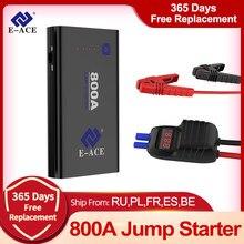 Batterie d'urgence Portable 800a 12V, dispositif de démarrage de voiture, Booster avec USB