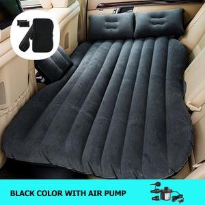 Image 2 - Ogland車の空気インフレ旅行ベッドユニバーサル後部座席マットレスマルチfunctionlソファ枕屋外のキャンプマットクッション