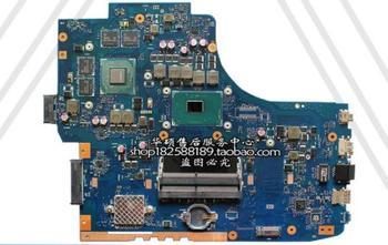 N501JW laptop motherboard For ASUS N501J UX501J G501J G501JW UX50JW FX60J mianherboard N501JW 8G RAM rev2.1 I7-4720 cpu PM