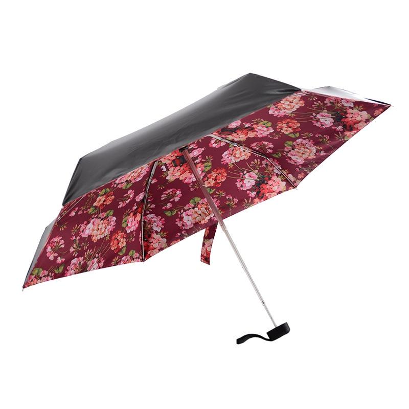 Manufacturers Direct Selling Parasol UV-Protection Parasol Vinyl Creative Cool Half Off Mini Pocket Xiu Zhen San