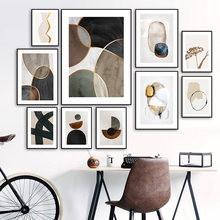 Abstract Minimalist Luxury Poster Home Decor Modern Art Picture Wall Art Canvas Painting Nordic Line Prints for Domitory Design