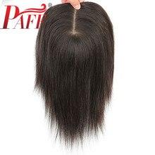 13*15cm Silk top Women Toupee Human Hair Piece 10