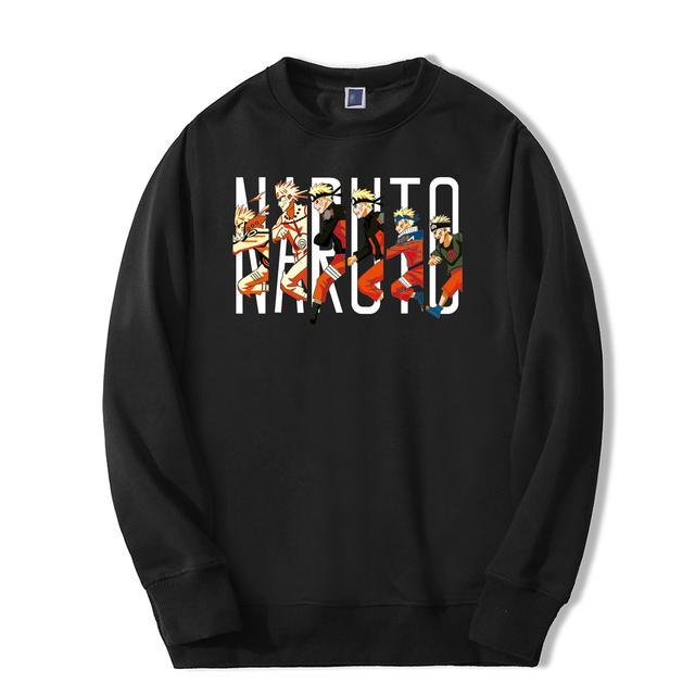 NARUTO THEMED SWEATSHIRT (8 VARIAN)