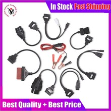 Câble de connexion OBD2 pour vd ds150e cdp Pro Plus, outil de Diagnostic de voiture, Scanner dinterface, 8 pièces