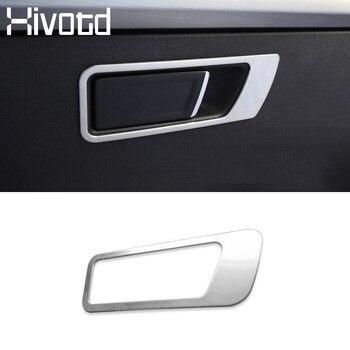Hivotd para Geely Atlas Emgrand NL-3 protones X70 coche guantera para accesorios de la cubierta de la caja de decorativa de Interior molduras de 2018 a 2019