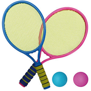 Badminton-Set Racket...