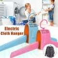 110 V-220 V électrique cintre Portable séchage tissu Machine support maison intérieur dortoirs sèche chaussures vêtements chaud froid support