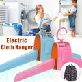 110 V-220 V colgador de ropa eléctrico Portable de tela de secado estante de la máquina de interiores para el hogar secador de Zapatos Ropa estante frío caliente