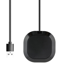 Usb Plug Computer Tabletop Omnidirectional Condenser Boundary Conference Microphone For Recording,Gaming,Skype,Voip Call tyless usb plug computer tabletop omnidirectional condenser boundary conference microphone for recording gaming skype voip call