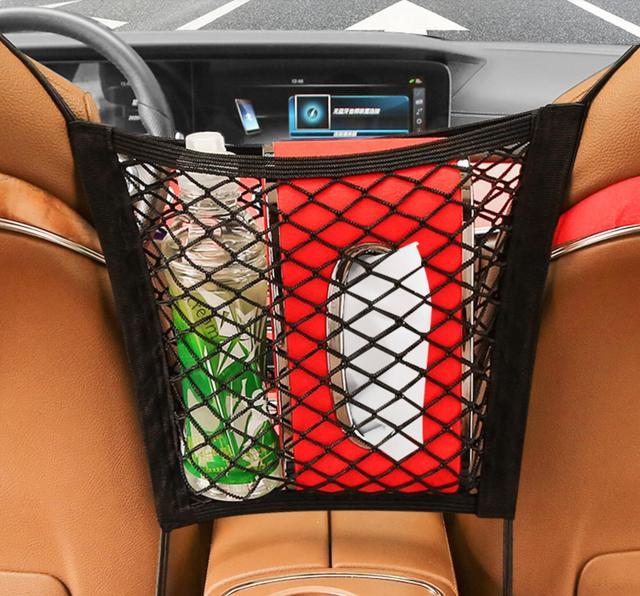 Coffre de voiture sac filet porte-bagages pour Porsche 911 918 Cayenne Macan/Macan S Panamera Cayman Carrera Boxster