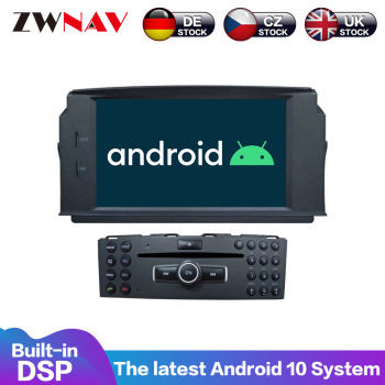 aoluoya ram 2gb 32gb android 6 0 2 din car radio dvd gps player for audi a4 s4 rs4 2002 2007 2008 car audio navigation head unit Android 10 DSP IPS Screen For Mercedes Benz W204 C200 C180 2007 2008 - 2010 Car DVD Player Multimedia Radio GPS Head Unit 2 Din