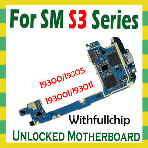 Logic Unlocked Android Samsung Galaxy for S3-Iii I9300/I9305/Motherboard/.. Original