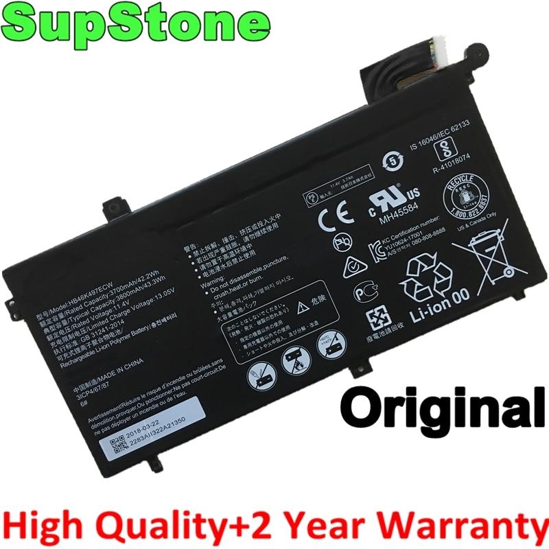 SupStone Genuine Original New HB46K497ECW Laptop Battery For Huawei Matebook D 2018 PL-W19 MRC-W60