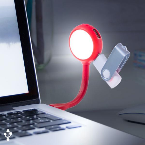 LED Lamp With USB Ports 144858