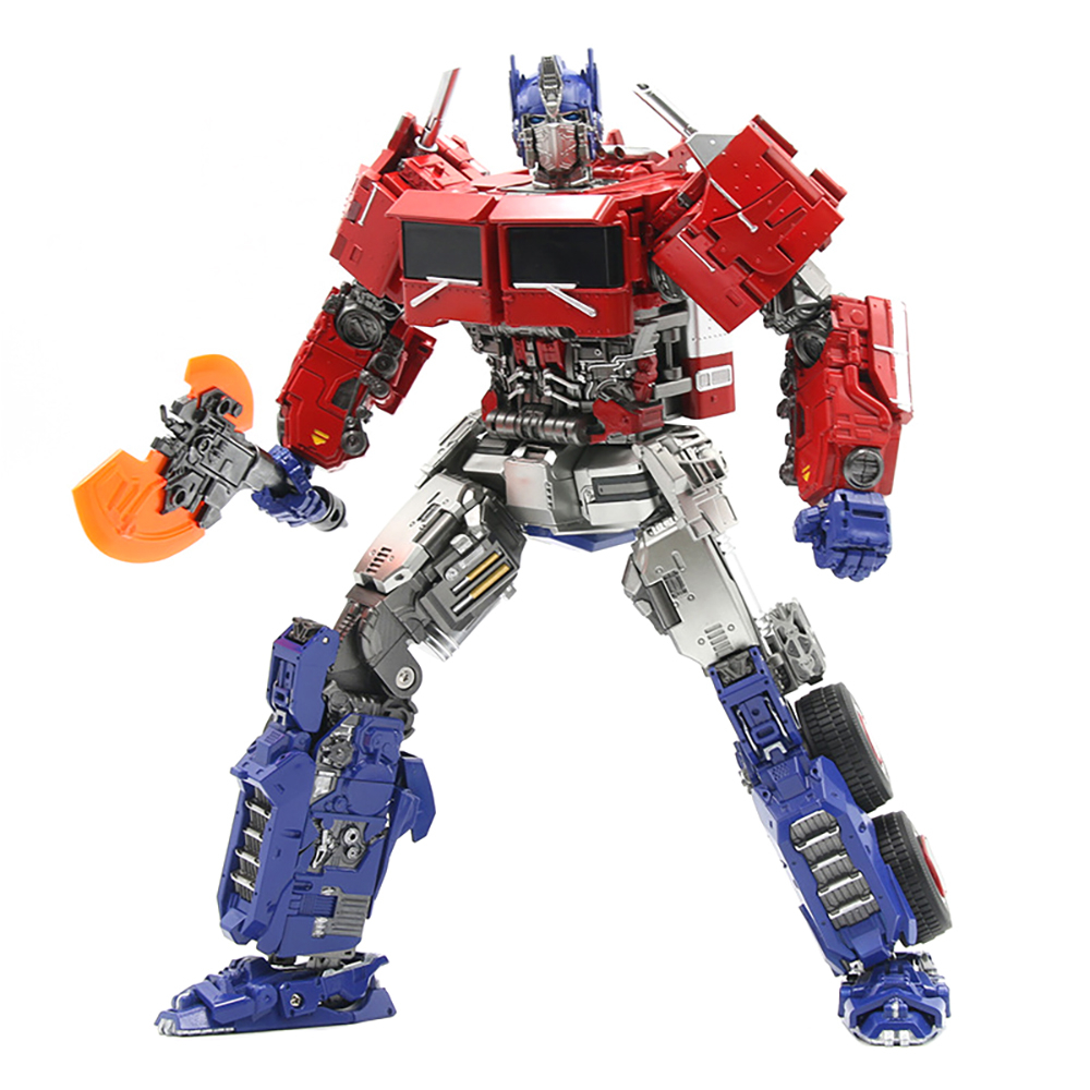 AOYI Transformation Action Figure LS13 LS-13 IDW OP Commander Toy Movie Model Alloy SS38 Oversize Deformation Car Robot For Kids