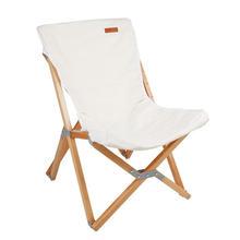 Уличное кресло ленивый из массива дерева с бабочкой стул для