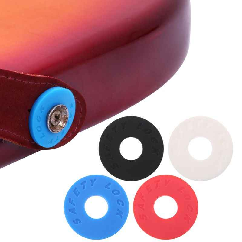 1PC basse ceinture Instrument de musique guitare sangle serrures blocs S20 19 livraison directe