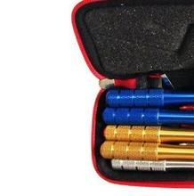 QSUPOKEY أدوات إصلاح الأقفال الاحترافية ، مجموعة جديدة ، 12 في 1 ملونة ، 8 في 1 ، لأبواب المنزل