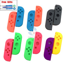 Solid Colors for Nintendo Switch NS Joy Con DIY Replacement Housing Shell Cover for Nintend Switch JoyCons Controller Case