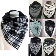 Дизайнерский зимний шарф leo anvi модный вязаный мужской хомут