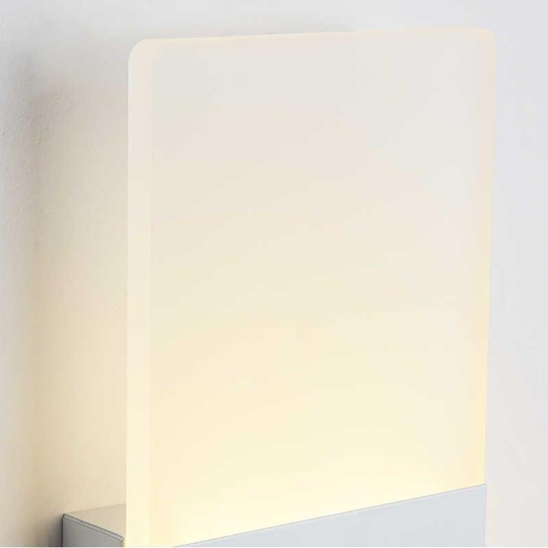 النمط الحديث صعودا وهبوطا الاكريليك وحدة إضاءة led جداريّة مصباح لغرفة نوم الأطفال غرفة الدراسة الجدار تركيبات ليلة ضوء السرير