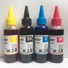 Vilaxh compatible 400ml For Canon GI490 GI 490 Universal Dye ink PIXMA G1000 G2000 G3000 G1400 G2400 G3400 printer cartridge