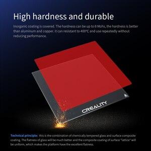 Image 1 - CREALITY 3D Tempered Glass Build Platform Size 235*235*4mm For Ender 3/Ender 3 Pro/Ender 3 V2 Printer