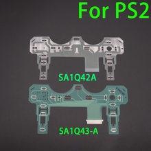 20Pcs Voor Sony Playstation 2 Voor PS2 Controller Geleidende Film Uitvoeren Film Lint Keypad Flex Kabel SA1Q42A SA1Q43-A