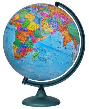 Political globe diameter 320mm