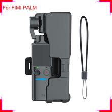 Przenośny futerał do przenoszenia dla FIMI PALM kardana ręczna futerał do przechowywania aparatu pokrywa dla FIMI PALM kieszonkowy aparat rozszerzone akcesoria tanie tanio XIAOMI Portable Storage Carrying Case 5 4*1 5*1 2inch 13 8*3 9*3 3cm Kardanowe
