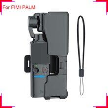 ポータブルキャリングケースためfimiヤシハンドヘルドジンバルカメラ収納ケースカバーfimiためヤシのポケットカメラ拡張アクセサリー