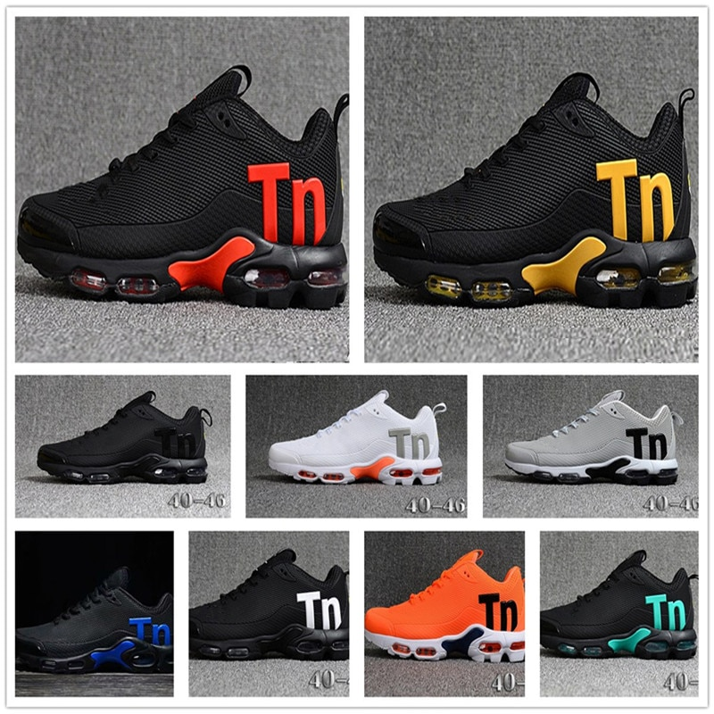 2020 Original Men Running Shoes Sneakers TN Mercury Air Plus KPU For Men's Sport Shoes Running Shoes Sole Walking Sneaker