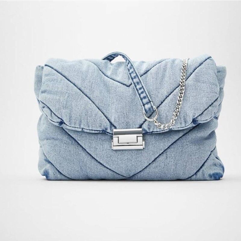 Reine Farbe Frauen Hohe Qualität Designer Schulter Messenger Taschen Modus Kette Umhängetaschen 2021 Frauen Handtaschen Schulter