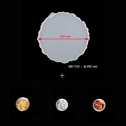 4 шт силиконовая эпоксидная смола форма неправильная для фруктов
