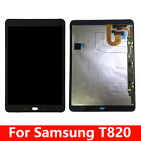 New LCD For Samsung Galaxy Tab S3 9.7 2017 T820 T825 T827 LCD Display + Touch Screen Digitizer Sensors Full Assembly Panel