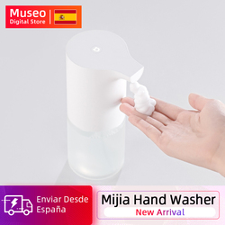 Xiaomi Mijia Automatic Foaming Hand Washer Mi Home Soap Dispenser 0.25s Infrared Auto Induction Foaming For Smart Homes