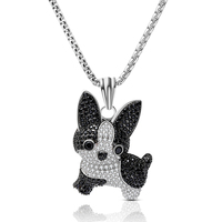 luxury-aaa-white-black-zircon-dog-pendant-necklace-dainty-animal-charm-necklaces-for-women-kid-jewelry-pet-lover-memorial-gift