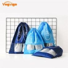 Vogvigo Portable Drawstring Storage Bags Girls Cosmetic Women Cotton Travel Pouch Clothes handbag Makeup bag